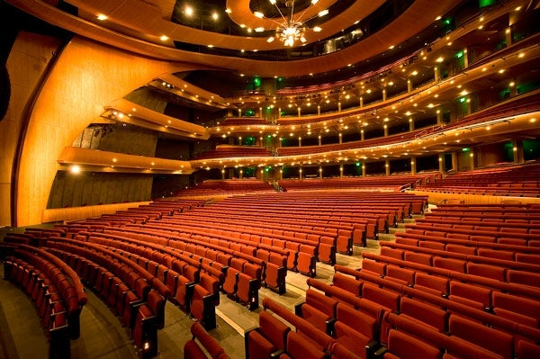 Ellie Caulkins Opera House Denver Performing Arts Complex