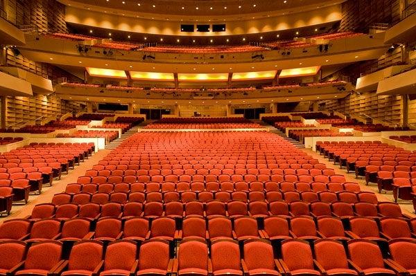 Buell Theatre Denver Performing Arts Complex