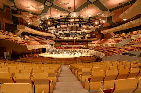 Boettcher Concert Hall | Denver Performing Arts Complex