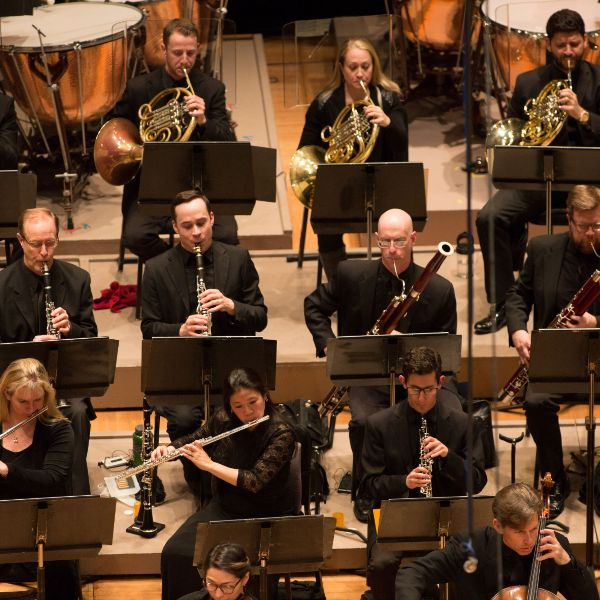 Colorado Symphony Woodwinds and Horns